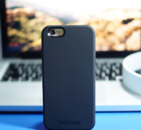 WORLD'S THINNEST IPHONE BATTERY CASE