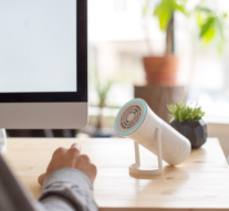 WORLDS SMALLEST AIR PURIFIER FOR YOUR PERSONAL USE