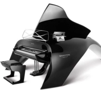 THIS BEAUTIFUL ORCINUS GRAND PIANO IS A MUST GET