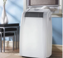 ALWAYS STAY COOL WITH THIS PORTABLE AIR CONDITIONER