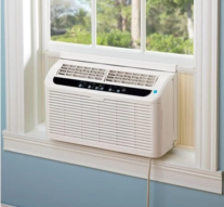 THE MOST SILENT PORTABLE WINDOW AIR CONDITIONER IN THE WORLD