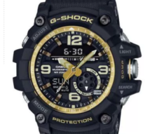 EXPERIENCE THE NEW G-SHOCK VINTAGE GOLD