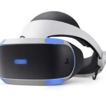 SONY's NEW VR HEADSET UNVIELED