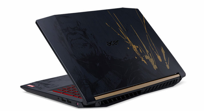 ACER UNVEILS CUSTOMIZED INFINITY WAR SYSTEMS