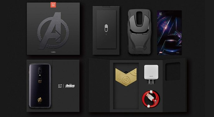 ONEPLUS AVENGERS EDITION NOW ON SALE