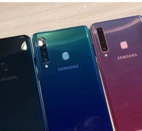 The first samsung phone with 4 back cameras