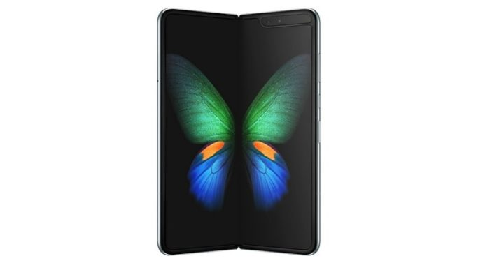 Galaxy fold launch delayed due to screen issues